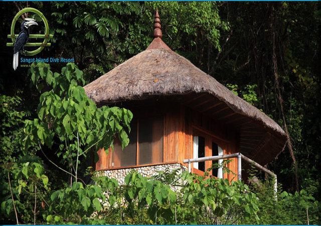 Sangat Island Hilltop Chalets
