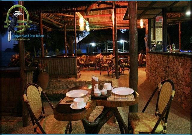 Sangat Island Open Air Restaurant