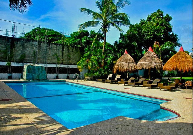 Tonglen Boracay Pool Area