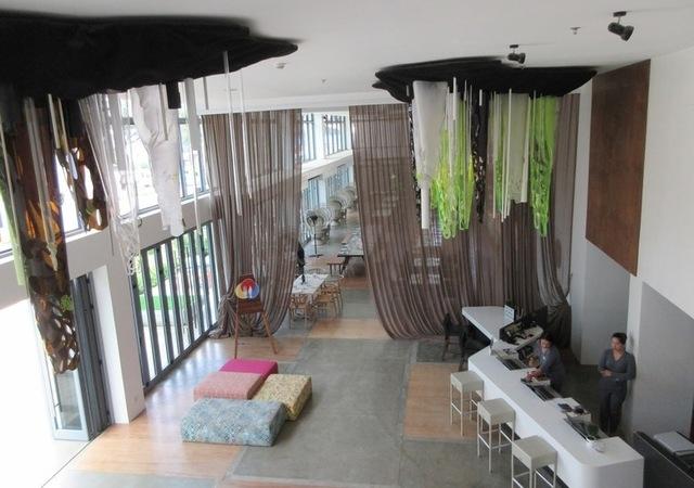 canvas hotel palawan lobby