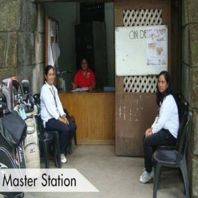 Club Intramuros Caddy Master Station