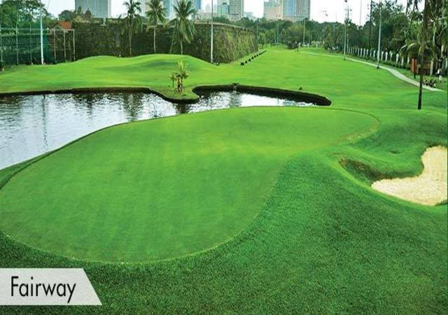 Club Intramuros Fairway