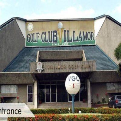 Villamor Golf Entrance