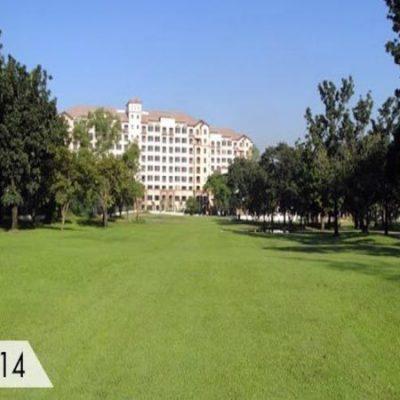 Villamor Golf Hole 14