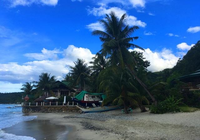 Talipanan Beach Mindoro Philippines