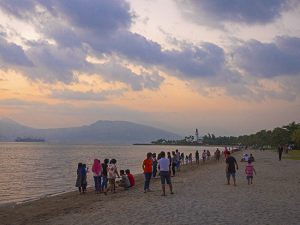 Subic Beach Area Philippines