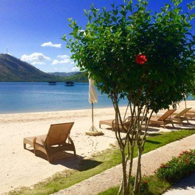 El Rio Ymar Beach Area Coron Palawan Philippines