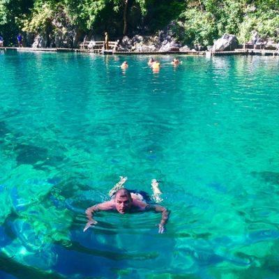 Kayangan Lake Corals Coron Palawan Philippines