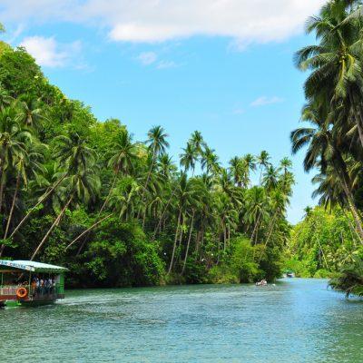 Loboc River Cruise Bohol Tagbilaran Philippines