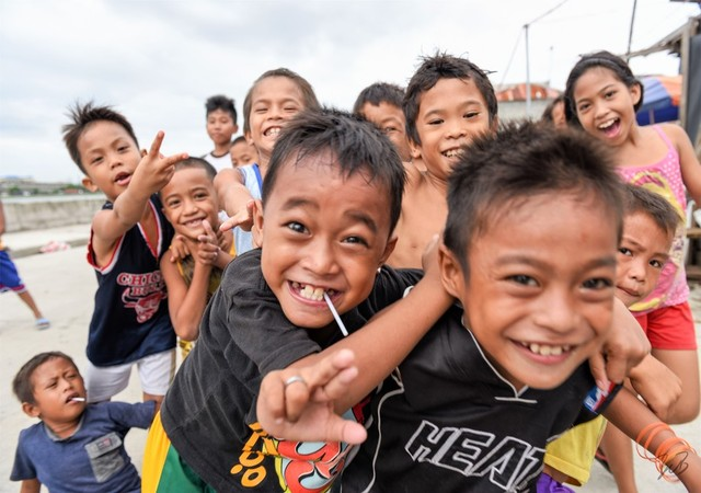 Slum Kids BASECO