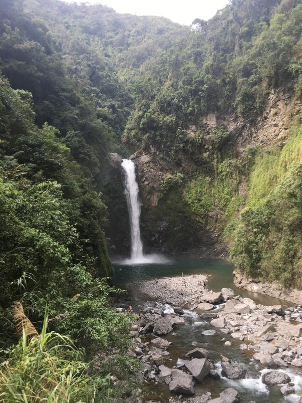 Falls in Kalinga